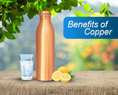 Copper Bottles & Coronavirus - The Link and The Remedies